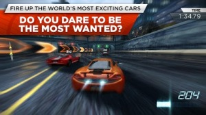 Need For Speed Most Wanted 1.0.28 Apk +Data For Android [Hot][Offline] Working